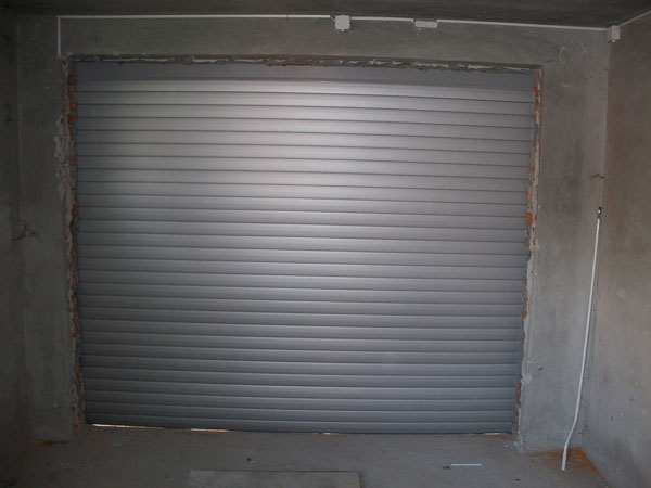 Aluminijumska rolo vrata